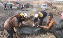 حصاد أخبار الثلاثاء - قصف مجهول يحرق حراقات النفط شمال حلب، وتركيا تجهز لافتتاح معبرين جديدين شرق الفرات -(26-11-2019)