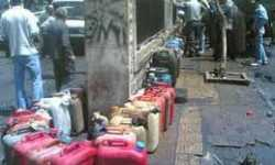 هزيمة أخرى للنظام.. مخيم اليرموك ينتج وقوده