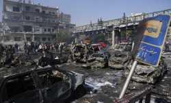 المسار اليومي - سلسلة من الانفجارات في دمشق.. وطبول الحرب تقرع في القصير - 21 / 2 / 2013م