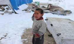 صحف غربية: حال السوريين بين البرد القارس والانقسامات