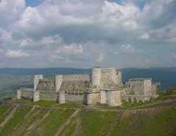 قلعة الحصن.. أحد أشهر معالم سوريا الأثرية