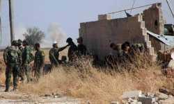 الثوار يحبطون محاولة تسلل لميلشيات النظام شمالي حماة