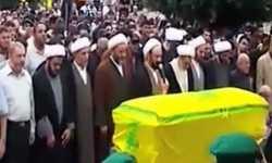 أنف حزب إيران اللبناني الممرغ بسوريا