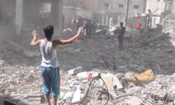 أخبار سوريا _ أكثر من 90 قتيلاً في مجزرة لقوات الأسد في الرقة، والمجاهدون يواصلون تقدمهم في حلب وريف دمشق_ (25-11-2014)
