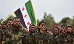 الثورة السورية و