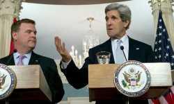 كيري ينأى بنفسه عن الدعوة لتسليح ثوار سوريا
