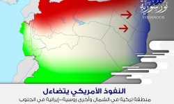 النفوذ الأمريكي يتضاءل؛ منطقة تركية في الشمال وأخرى روسية-إيرانية في الجنوب