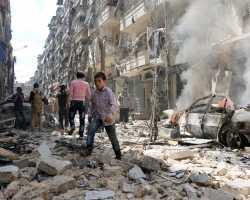 نشرة أخبار اليوم- ثوار حلب يرفضون أي انسحاب من المدينة، و