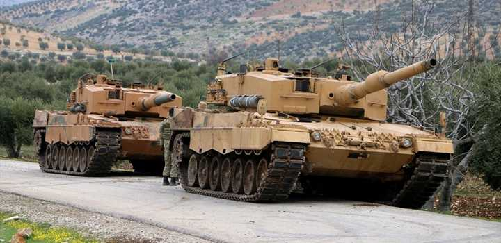 هل تقترب تركيا من القيام بعملية عسكرية شمال سوريا؟