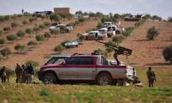 الجبهة الوطنية تبدأ سحب السلاح الثقيل من المنطقة العازلة تطبيقاً لاتفاق إدلب