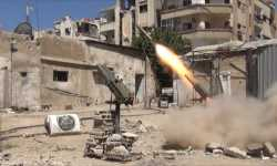 كاتيوشا المعارضة... هل تحسم معارك دمشق؟