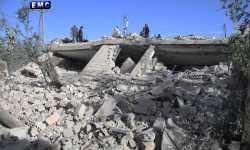 حصاد أخبار الجمعة - ضحايا مدنيون في قصف عنيف على منطقة خفض التصعيد شمال سوريا، والجيش الوطني يعلن طريق اعزاز-عفرين منطقة عسكرية -(3-5-2019)