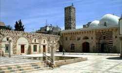 الجامع الأعلى الكبير  - خامس مسجد في الإسلام – 17هـ