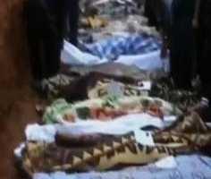الجثث المتعفنة كارثة جديدة تواجه حمص وتثير الهلع بين أهلها