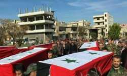 مصرع عدد من ضباط النظام في درعا