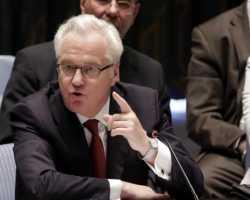 روسيا تلوح بالفيتو لعرقلة إحالة سوريا للجنائية