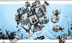 روسيا تحت الضغط