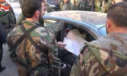 انتشار أمني وتوتر بين أنصار الأسد ومخلوف في ريف اللاذقية