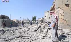 منسقو الاستجابة: نظام الأسد وحلفاؤه يرتكبون جرائم