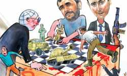 ماذا يفعل الحرس الثوري في سوريا..