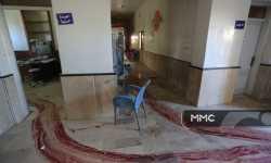 ميلشيات الأسد تواصل خرق الهدنة..جرحى في قصف مدفعي على مركز صحي بمعرة النعمان (صور)