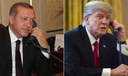 ماذا قال ترامب لأردوغان في المكالمة الأخيرة؟