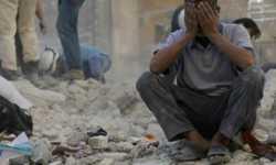رسالة عزاء من حماة إلى حلب