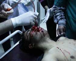 تصفية السجناء السوريين في المستشفيات العسكرية