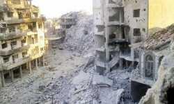 ثوّار حمص يتشبثون بالدفاع عمّا تبقى من