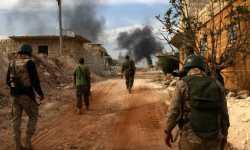 ميلشيات الأسد تسيطر على قريتين جنوب إدلب