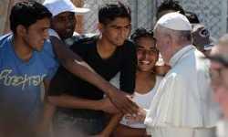 ماذا وراء زيارة بابا الفاتيكان للاجئين باليونان؟!