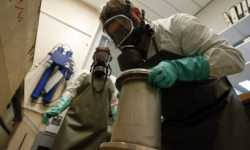 تدمير الكيميائي أعقد من تصنيعه