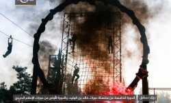 جيش الإسلام يخرّج دورتين جديدتين..بيرقدار لنور سورية: الدورات أفرزت 300 صف ضابط على جبهات الغوطة