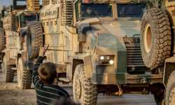 مقتل وإصابة عشرات الجنود الأتراك في قصف جوي بإدلب