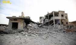 إدلب: قصف روسي يخرج مشفى