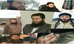 تعرف بالصور على شهداء قادة حركة أحرار الشام الإسلامية