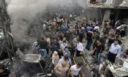 أوسع اشتباكات في أحياء دمشق منذ تموز