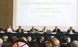 المجلس الوطني السوري ينفي وجود خلافات في مؤتمر المعارضة في الدوحة
