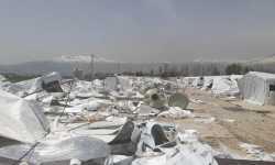 حصاد أخبار الخميس - انطلاق جولة مباحثات جديدة حول سوريا في العاصمة الكازاخية، والجيش اللبناني يهدم مخيماً للاجئين السوريين في البقاع -(25-4-2019)