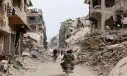 نظام الأسد يشطب مخيم اليرموك من خارطة اللجوء الفلسطيني