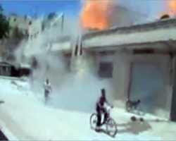 اشتباكات تخلف أكثر من 60 قتيلا معظمهم في دمشق وريفها.. والطيران الحربي يقصف درعا