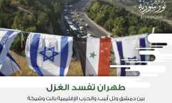 طهران تفسد الغزل بين دمشق وتل أبيب، والحرب الإقليمية باتت وشيكة