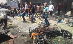 حصاد أخبار الأربعاء- ضحايا جراء تفجيرين في منطقة الباب شرقي حلب، واعتقال قياديين من الفرقة الرابعة التابعة للنظام في درعا  -(3-7-2019)