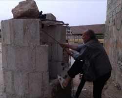 حفر الآبار ملاذ ريف دمشق من العطش