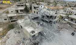 حصاد أخبار الاثنين- ميلشيات الأسد تحرز تقدماً جنوب إدلب، والطيران الروسي يكثف قصفه ويستهدف منشأة طبية -(25-11-2019)