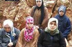 مختطفات علويات يجددن المطالبة بإطلاق سراحهن
