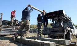 الحرب السورية في سباق عسكري وسياسي