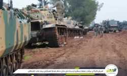 الجيش التركي ينشئ نقطة عسكرية داخل مطار تفتناز العسكري
