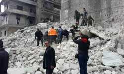 نشرة أخبار السبت- انهيار مبنى سكني يخلف ضحايا في حي صلاح الدين بحلب، والحشد الشعبي يعلن استهداف مناطق داعش شرقي نهر الفرات -(2-2-2019)