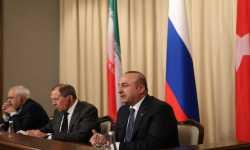 لقاء تركي - روسي الأسبوع المقبل لمناقشة اللجنة الدستورية السورية